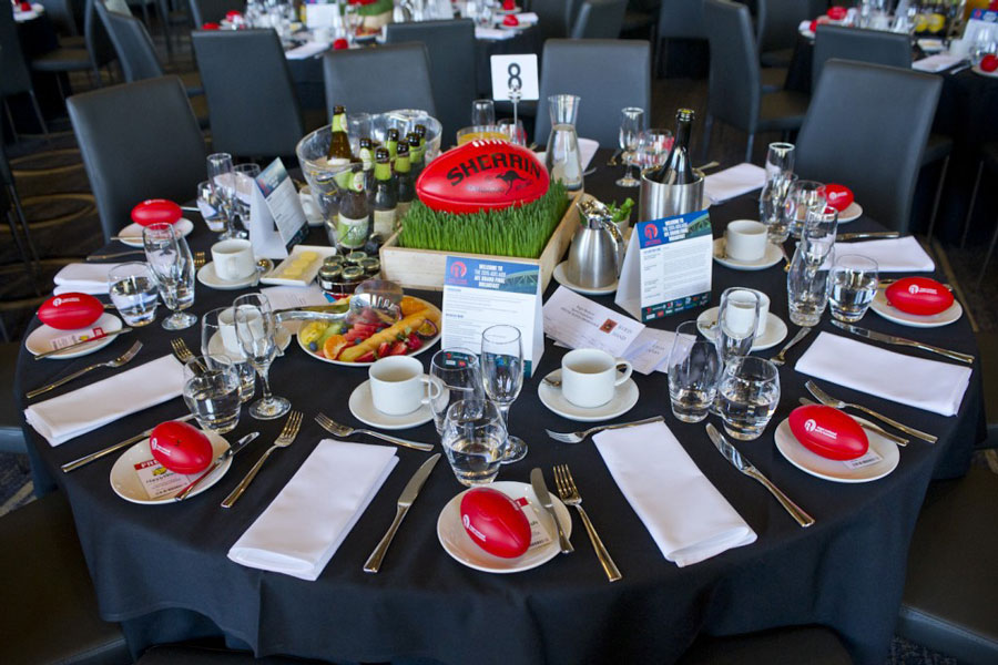 Roger Rasheed Sports Foundation Grand Final Breakfast 2015